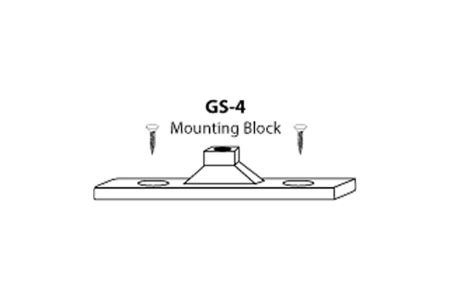 GS4 Gullsweep Base Replacement