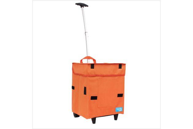 White Magic Handy Cart 4 Orange