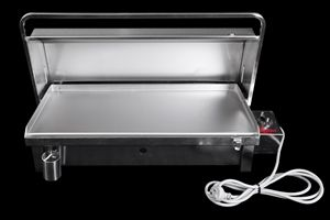 deluxe electric bbq