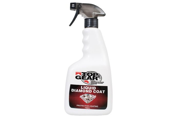 top gear diamond coat