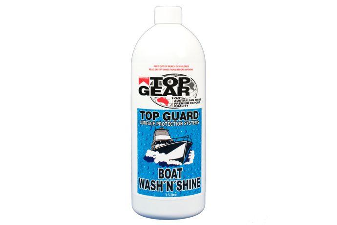 Boat Wash N Shine