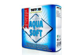 Aqua Soft Toilet Tissue