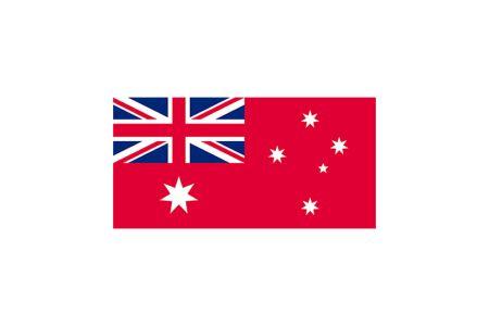 Ensign Woven Flag 500 x 250