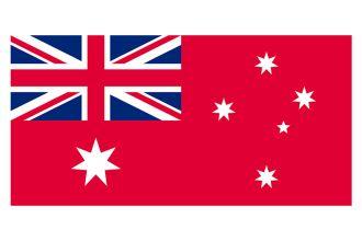 Ensign Fully Sewn Flag 900 x 450