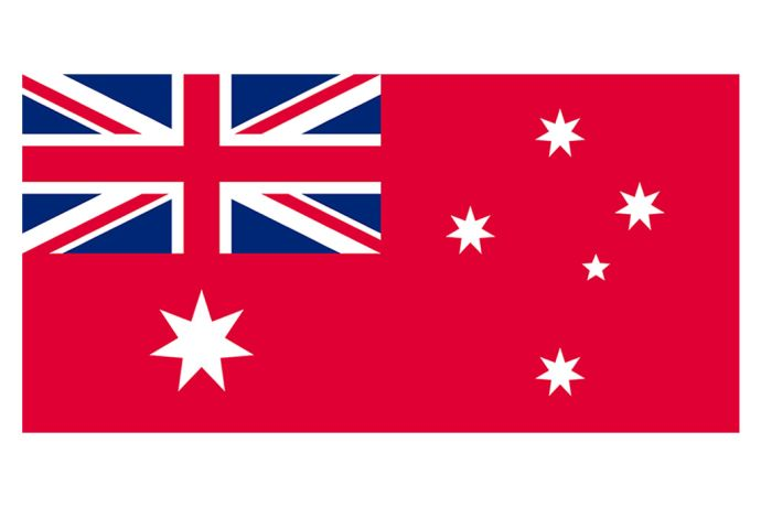 Ensign Fully Sewn Flag 900 x 450