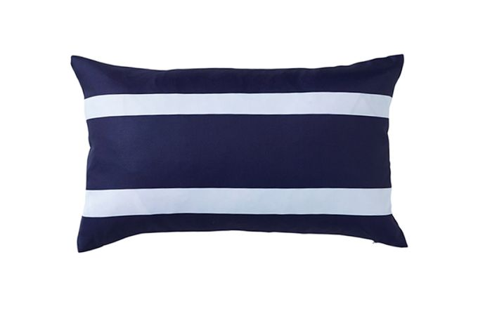 Paloma Living Outdoor Cushion Stripe 30x50 Navy